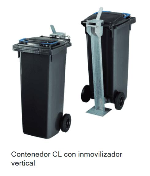 Contenedor_140_litros: con inmovilizador vertical